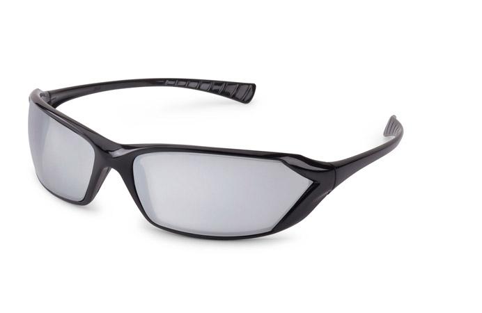 Black Frame/Silver Mirror Lens (23GB8M)